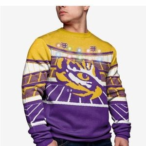 LSU Sweater